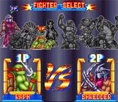 TF fighter select