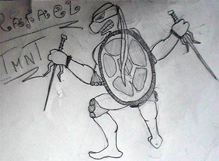Raphael (by Angela)