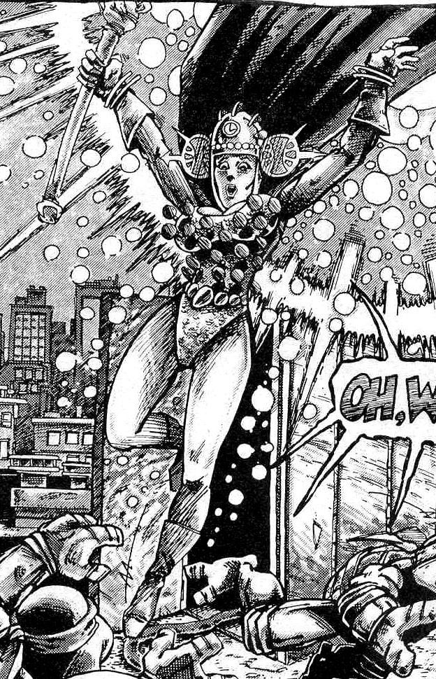 Ренет Тилли from comics (3)