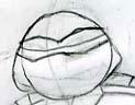 How to draw Ninja Turtle (6)