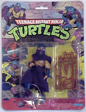 Shredder's figure (1988)