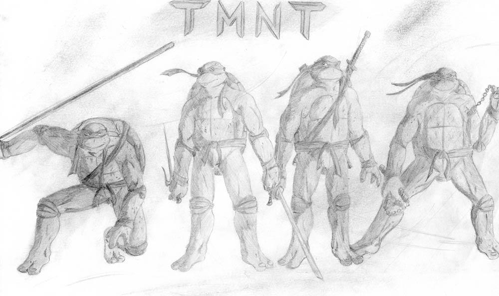 TMNT (by Vadim)