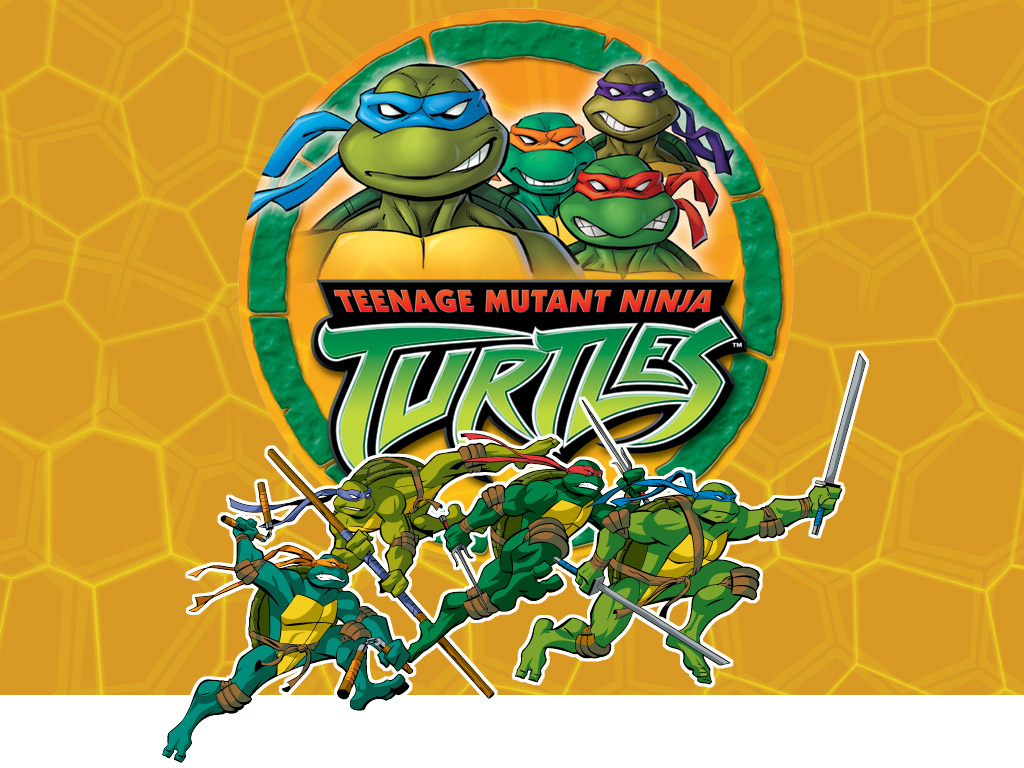 TMNT wallpaper 2003-2009 series (10)