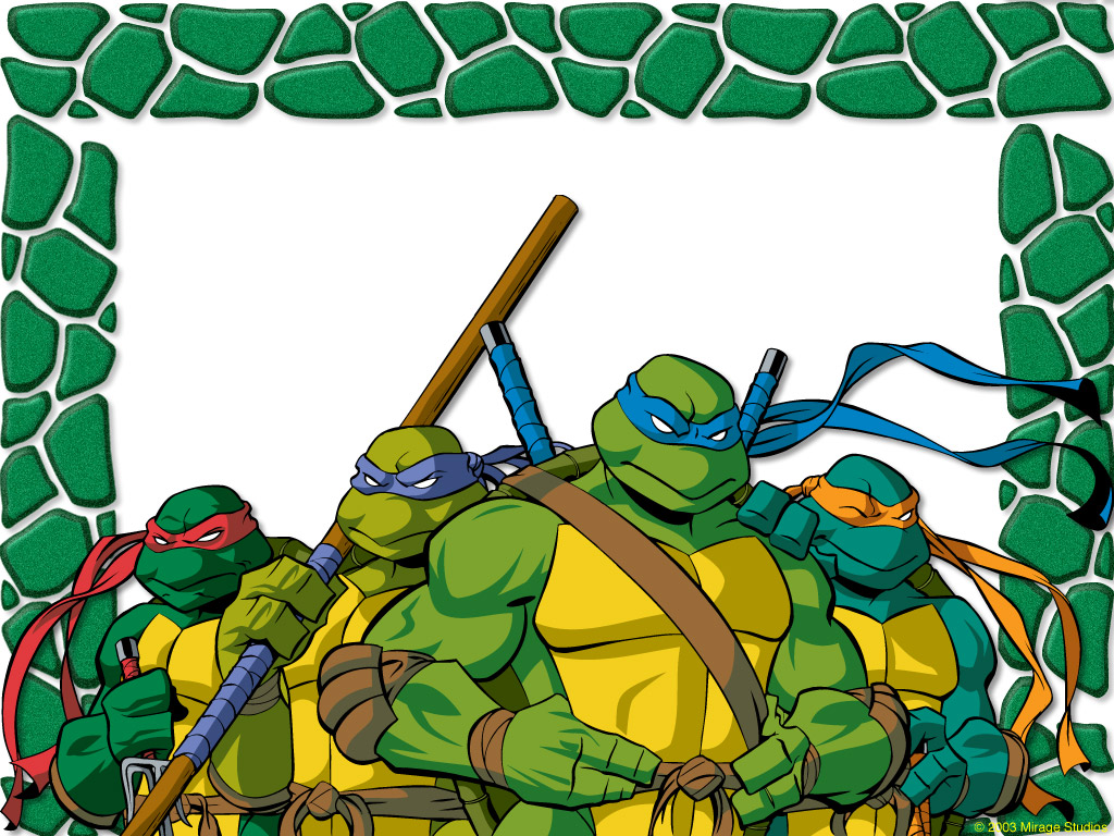 TMNT wallpaper 2003-2009 series (13)