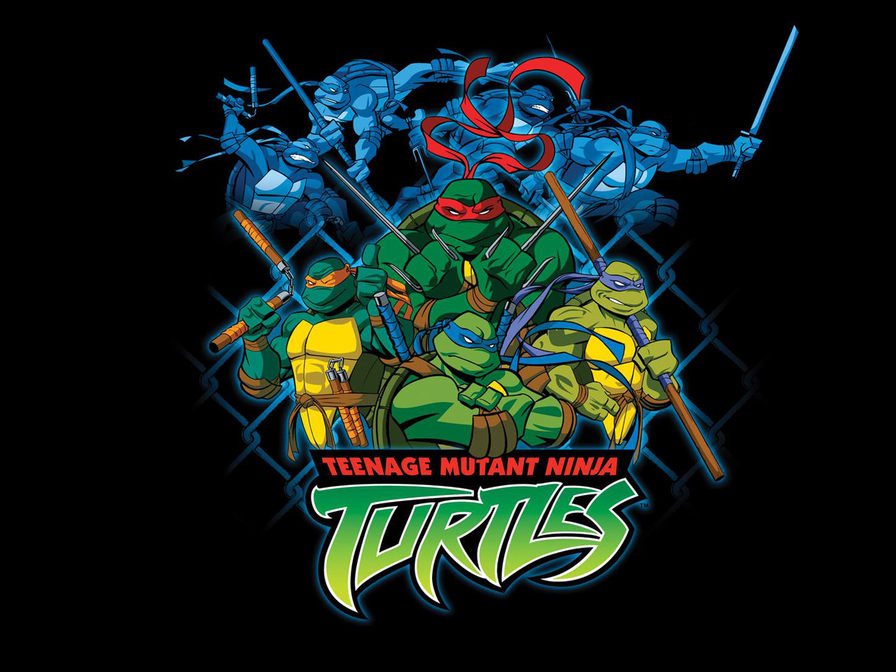 TMNT wallpaper 2003-2009 series (15)