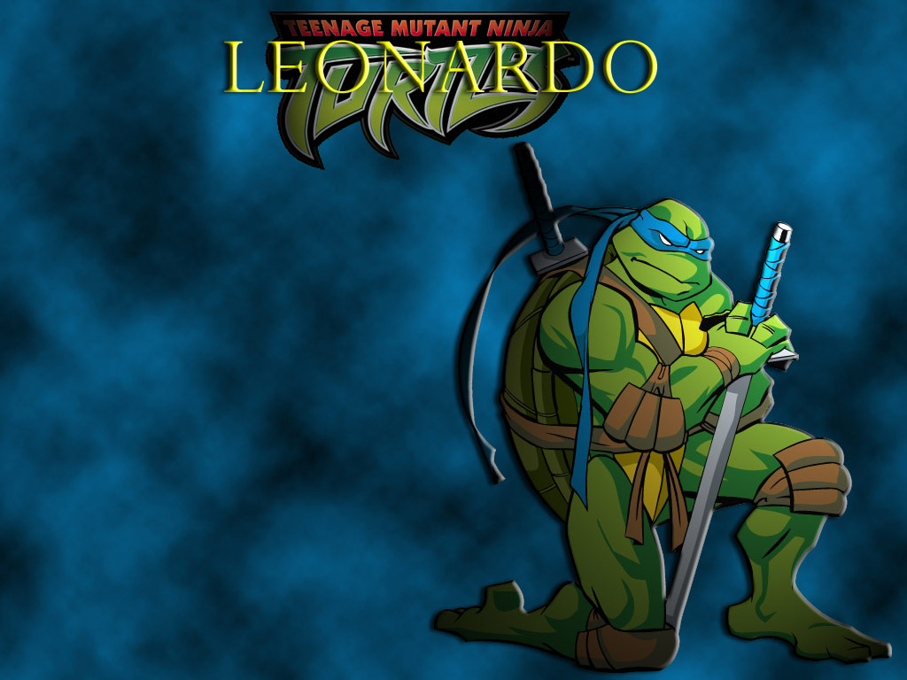 TMNT wallpaper 2003-2009 series (19)