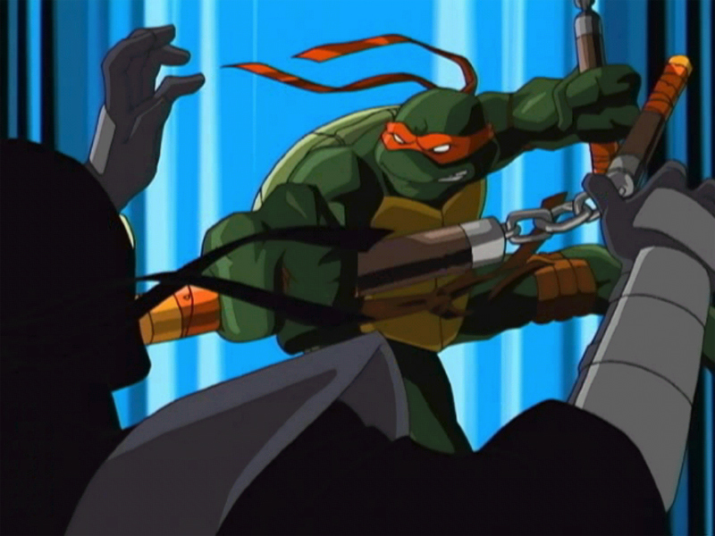 TMNT wallpaper 2003-2009 series (23)