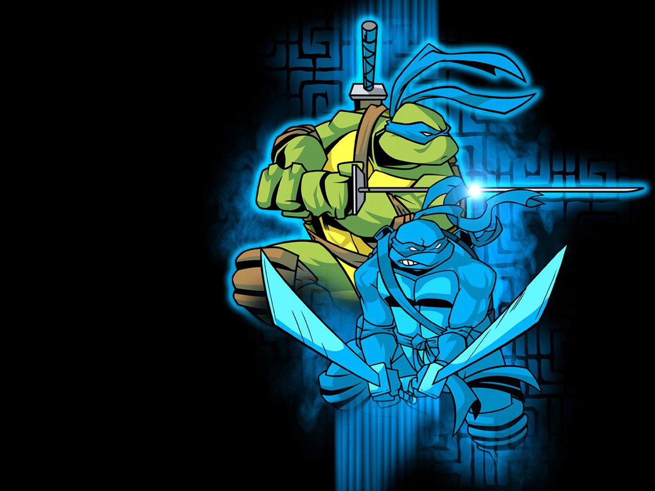 TMNT wallpaper 2003-2009 series (24)