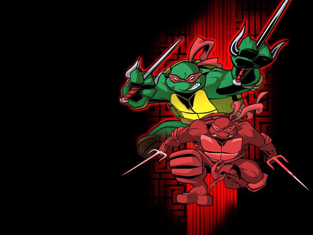 TMNT wallpaper 2003-2009 series (26)