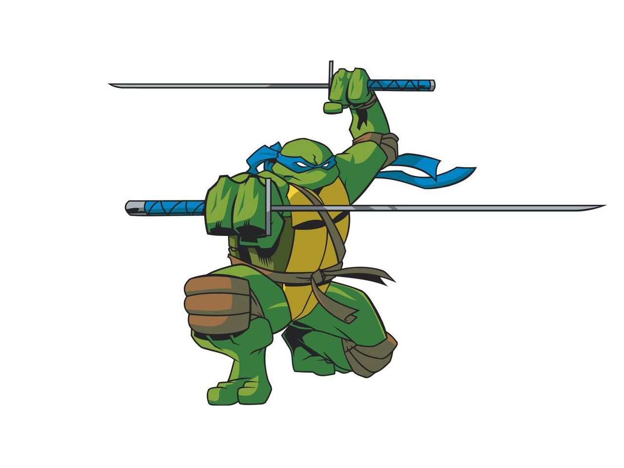 TMNT wallpaper 2003-2009 series (28)