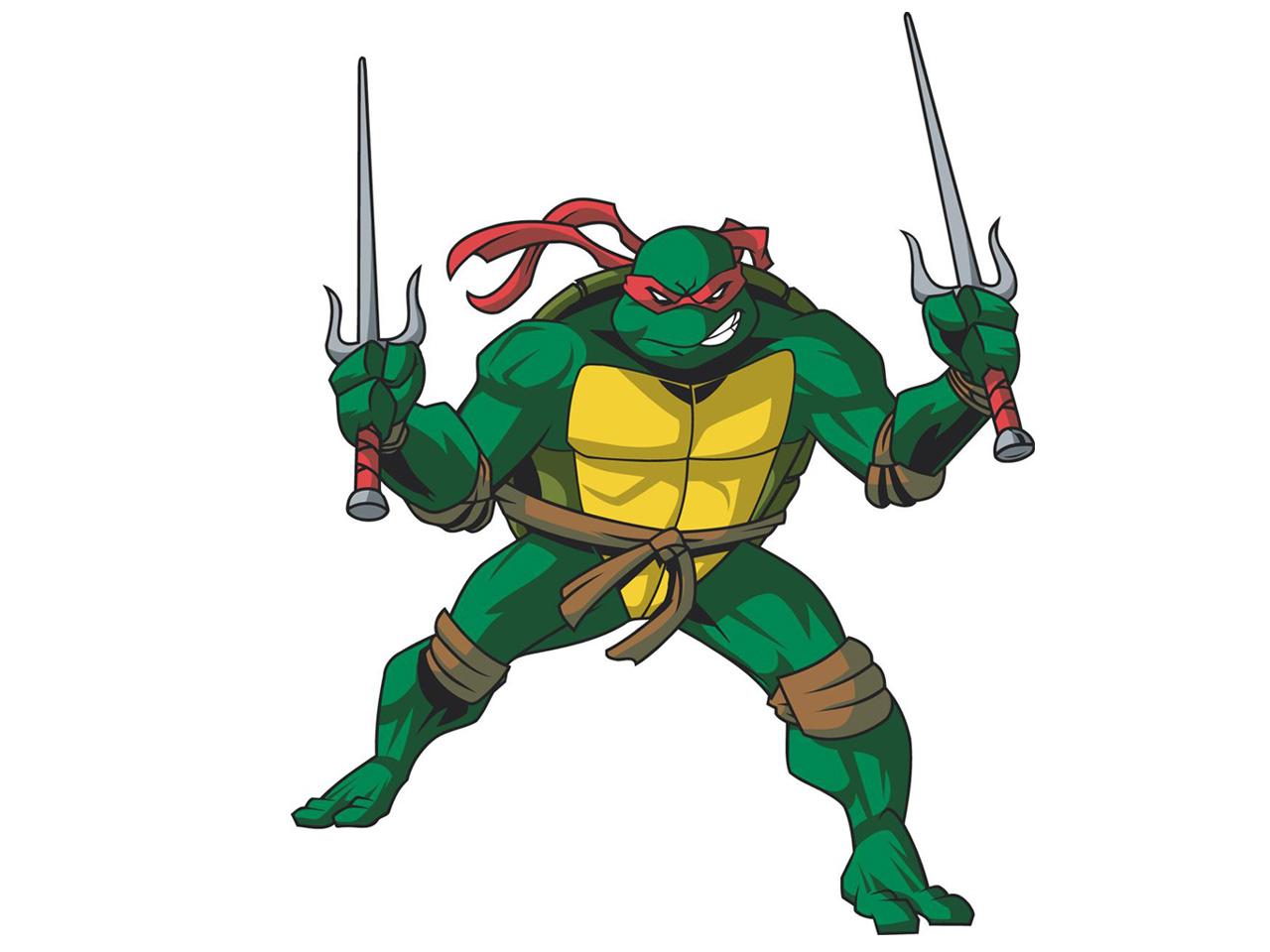TMNT wallpaper 2003-2009 series (30)