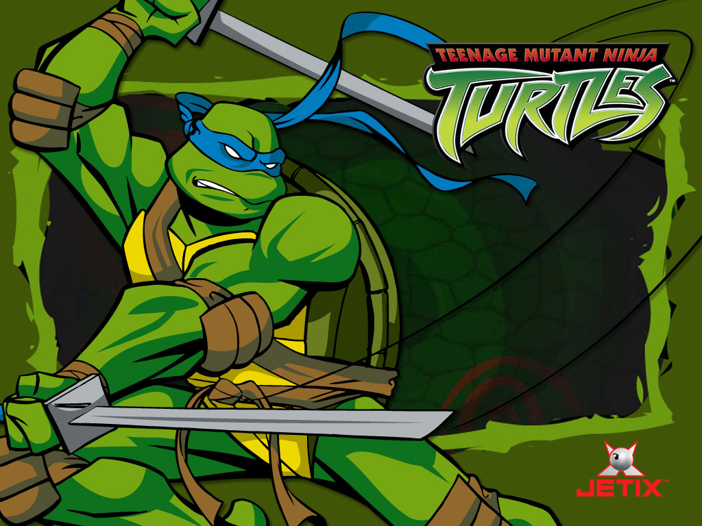 TMNT wallpaper 2003-2009 series (38)