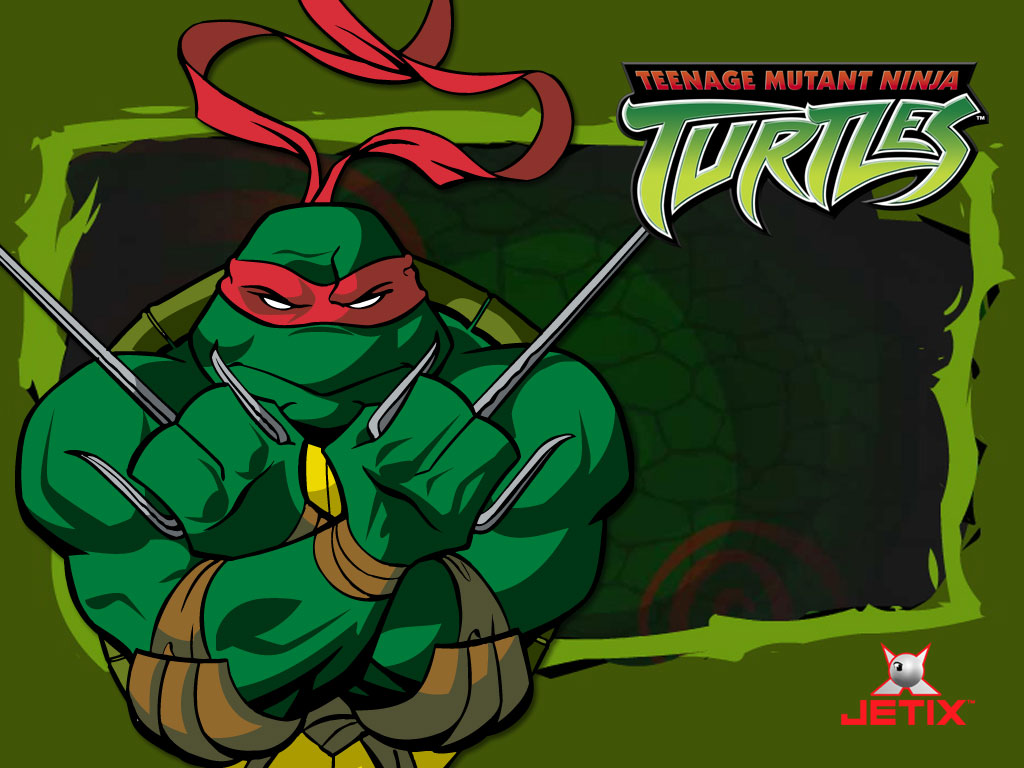 TMNT wallpaper 2003-2009 series (39)