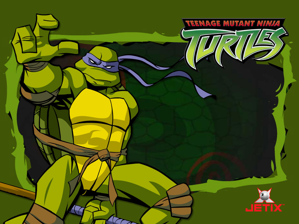 TMNT wallpaper 2003-2009 series (41)