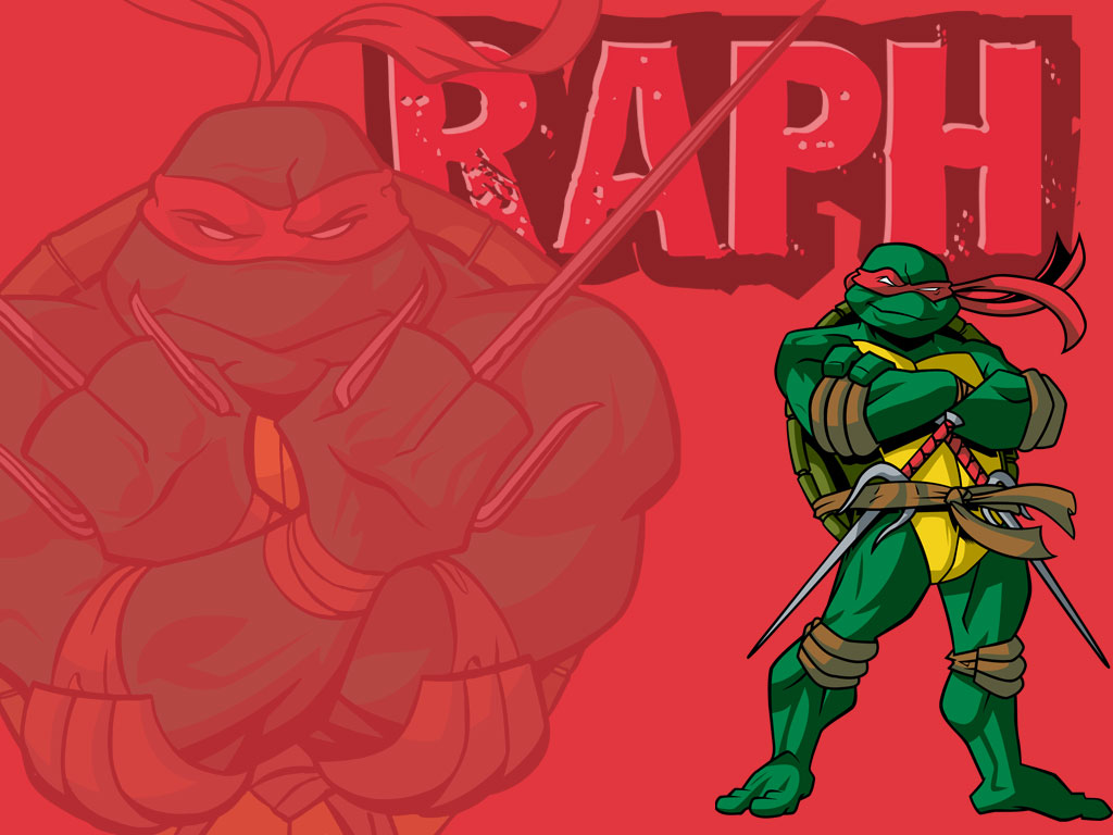 TMNT wallpaper 2003-2009 series (44)
