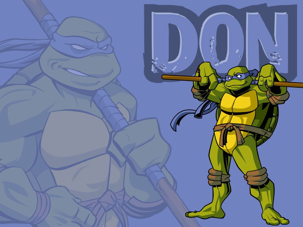 TMNT wallpaper 2003-2009 series (47)