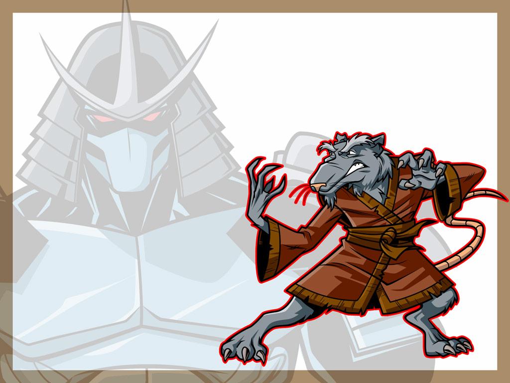 TMNT wallpaper 2003-2009 series (7)