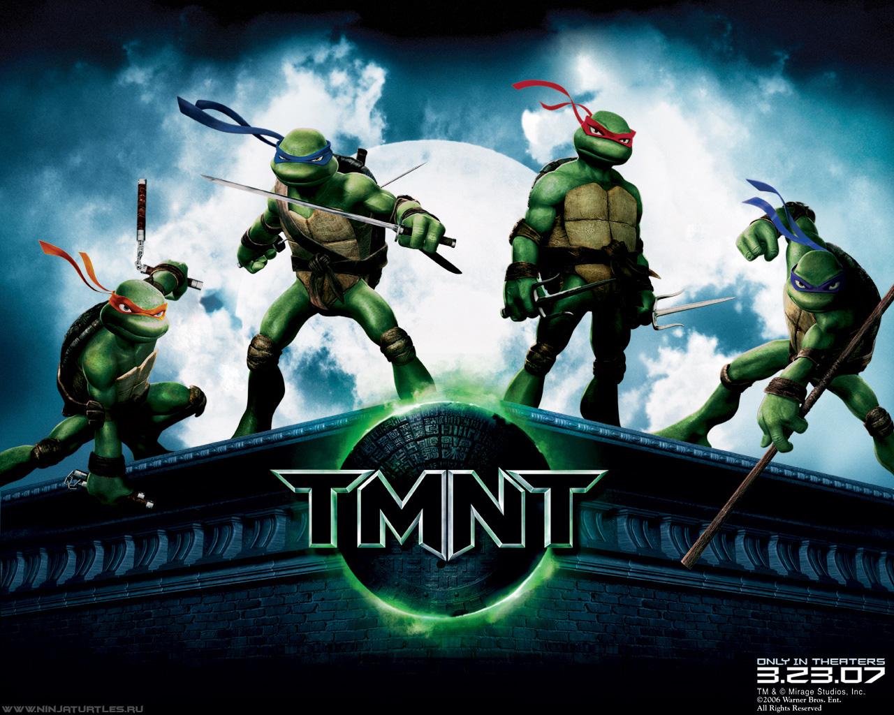 TMNT 2007 wallpaper (44)