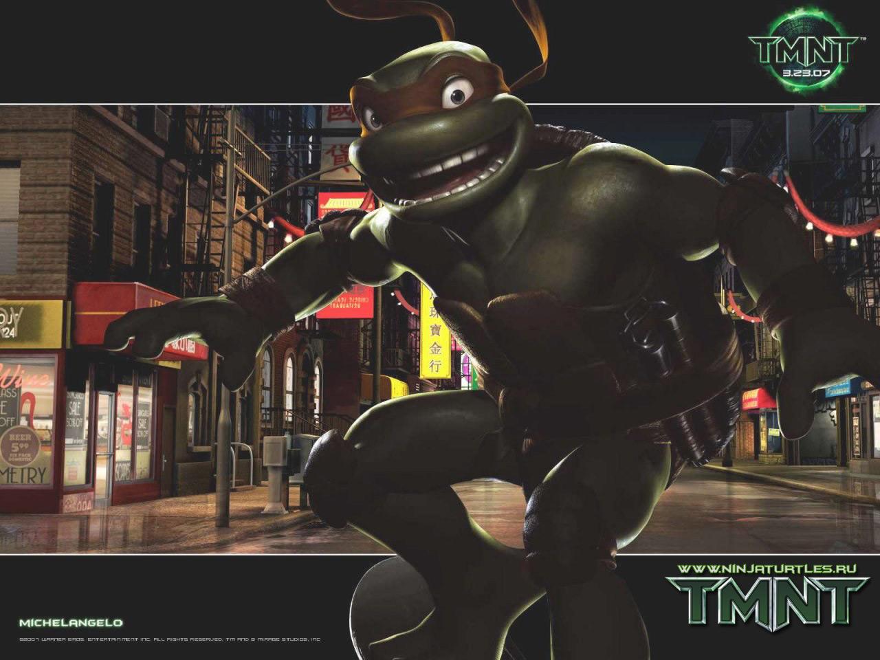 TMNT 2007 wallpaper (70)