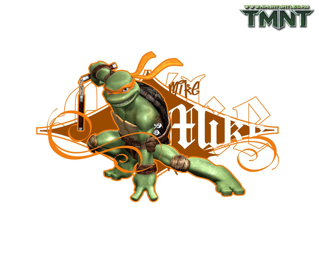 TMNT 2007 wallpaper (85)