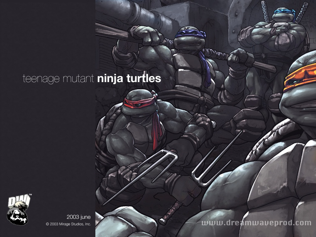 TMNT wallpaper miscellaneous 3 (1024x768)