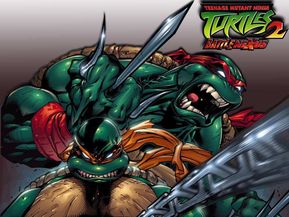 TMNT wallpaper miscellaneous 4 (1000х750)