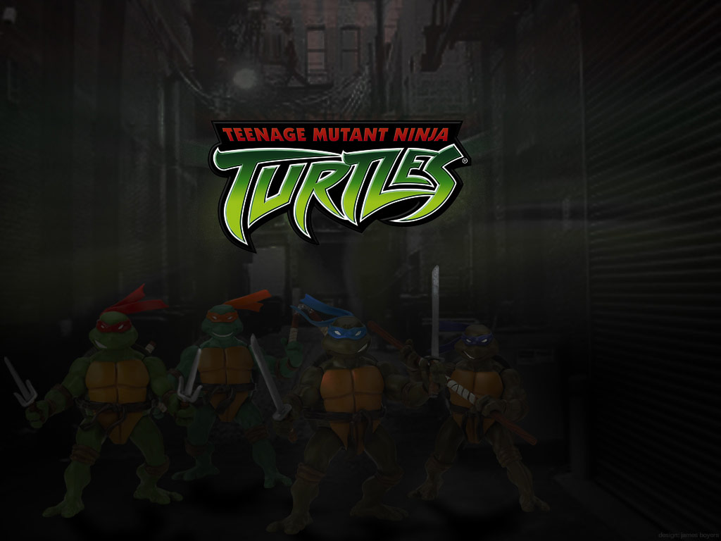 TMNT wallpaper miscellaneous 7 (1024х768)