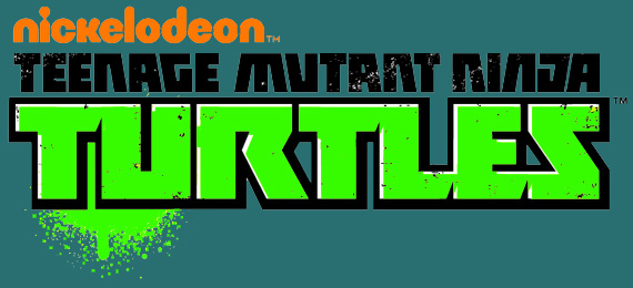 TMNT from Nickelodeon (logo)