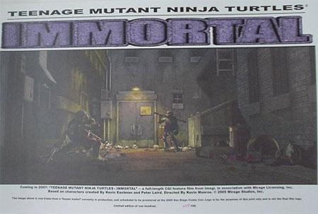 TMNT 2007 poster 1