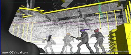 TMNT 2007 animation (1)