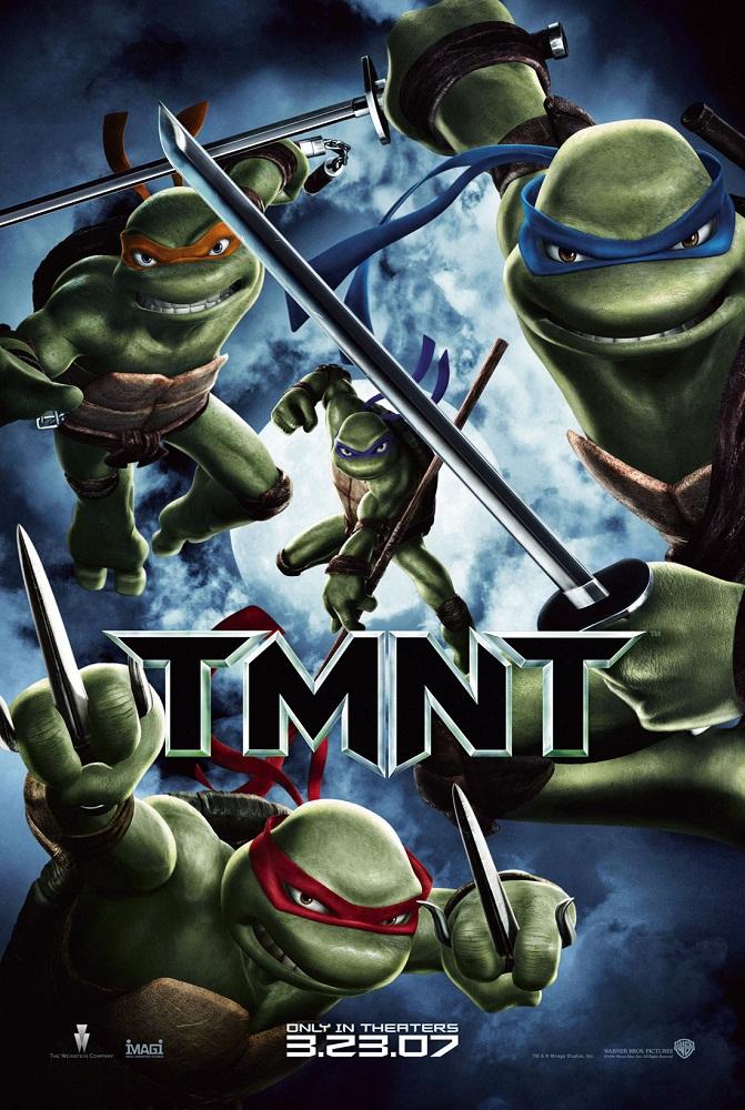 TMNT 2007 (poster)