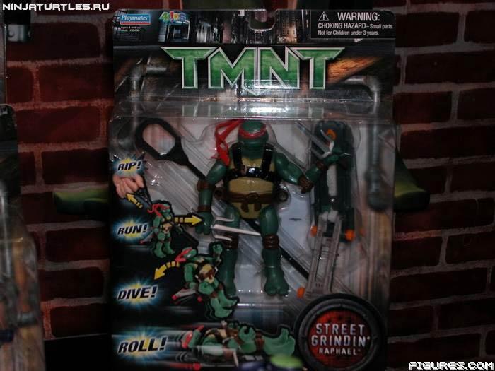 Черепашки Ниндзя 2007 - игрушки (54)