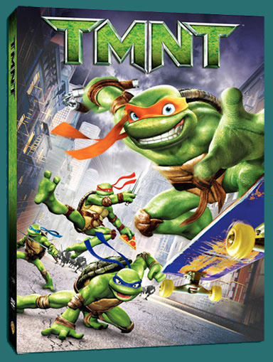TMNT 2007 DVD (1)