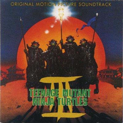 Teenage Mutant Ninja Turtles III (OST)