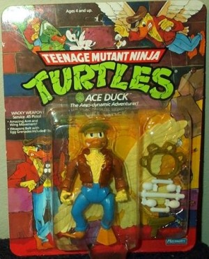 Ace Duck in box