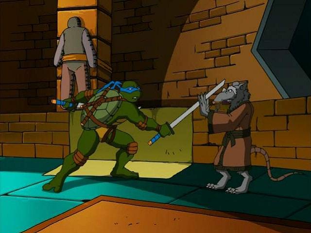 10. The Shredder Strikes, Part One (2)