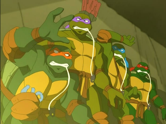 29. Turtles in Space - Part Three. ''The Big House'' (6)
