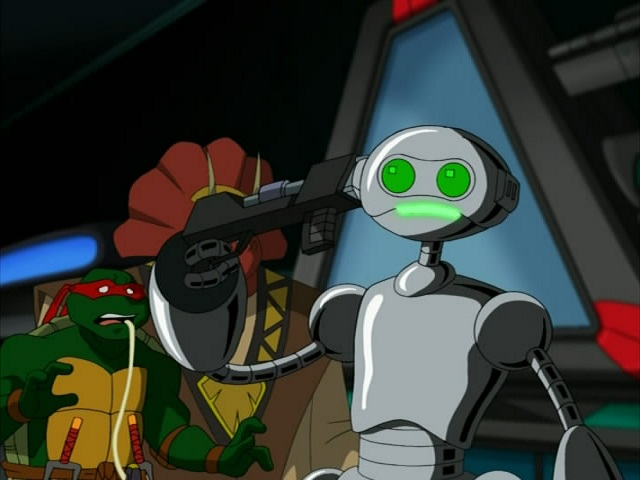 31. Turtles in Space - Part Five. ''Triceraton Wars'' (2)