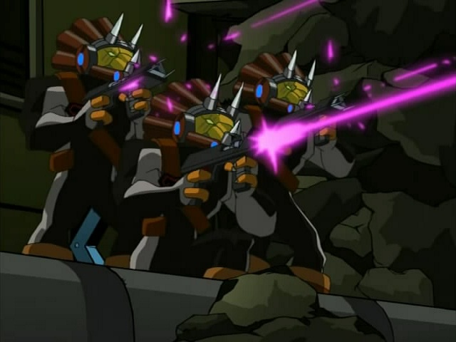 31. Turtles in Space - Part Five. ''Triceraton Wars'' (3)