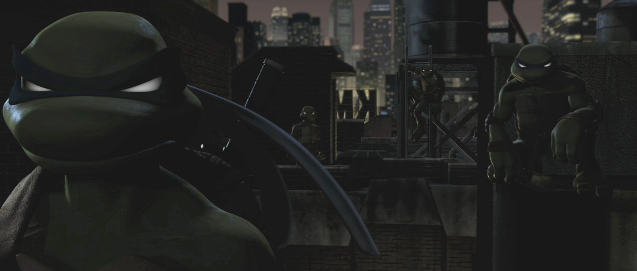 TMNT 2007 screenshot 2