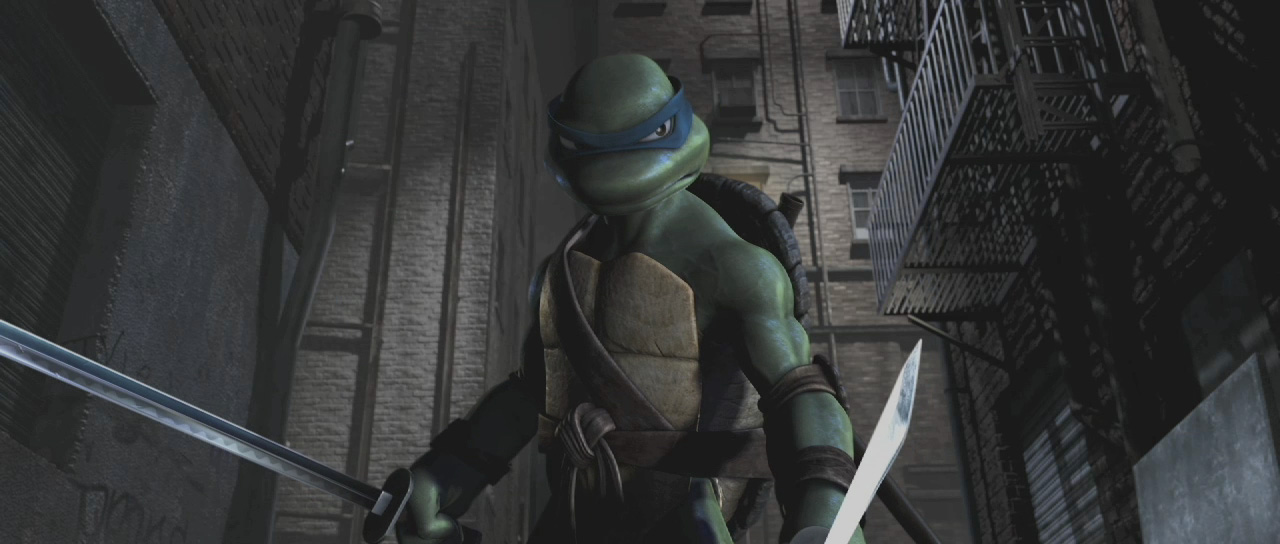 TMNT 2007 screenshot 6