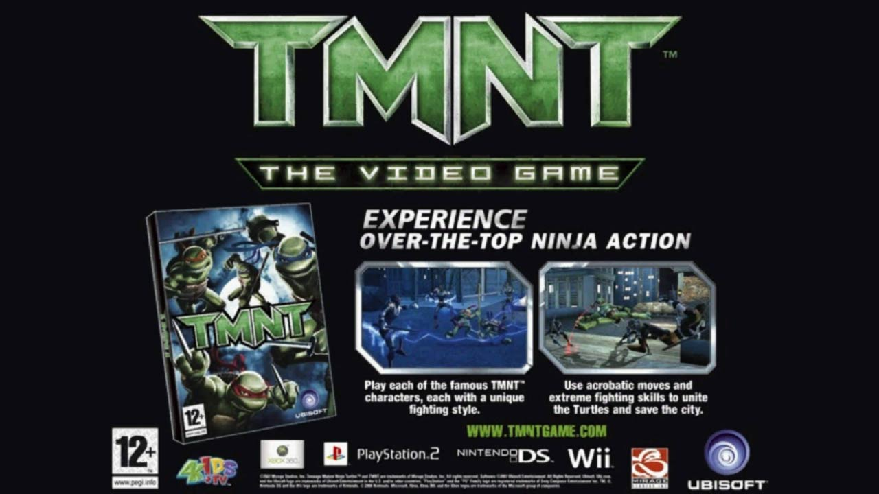 TMNT 2007 The video game (10)