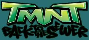 TMNT: Back to the Sewers (logo)