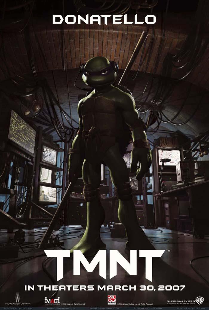 Donatello's poster
