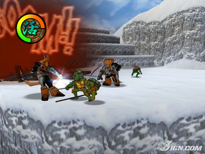 TMNT 2004 game (6)
