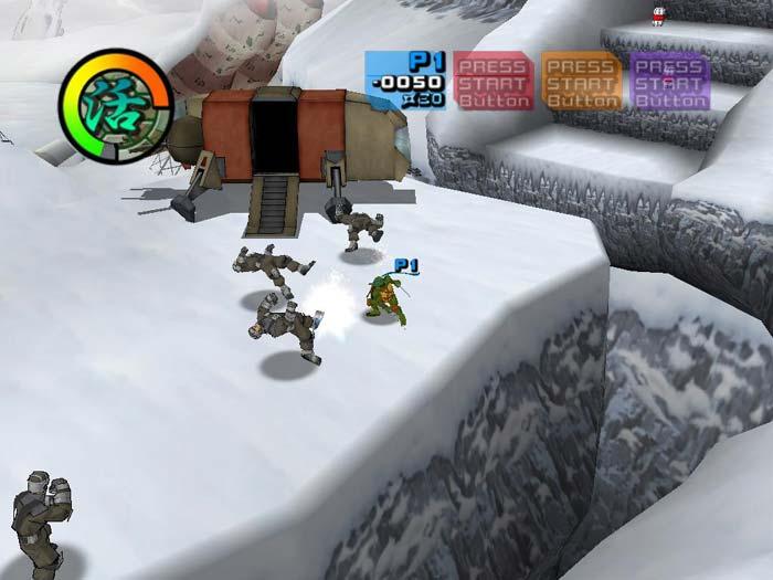 Игра TMNT 2004 (8)