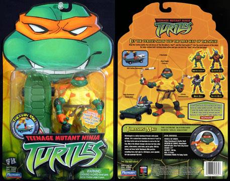 Thrasin' Mike figure (2003)