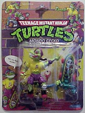 Mondo Gecko's figure (1990)