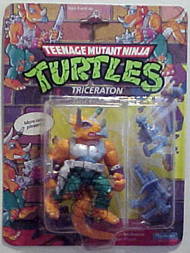 Triceraton's figure (1990)