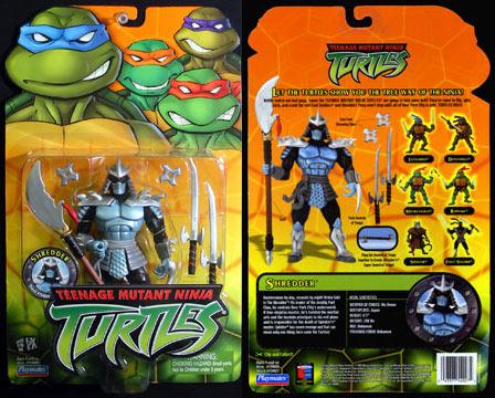 Shredder's figure (2003)